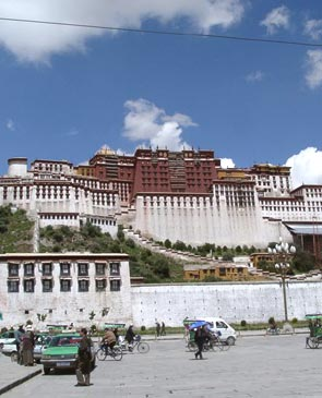 Places To See In Tibet